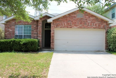 Helotes Single Family Home For Sale: 13635 Topaz Lk