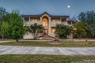 Boerne Single Family Home For Sale: 43 Fm 3351