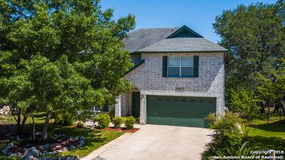 San Antonio Single Family Home For Sale: 18602 Wooded Creek