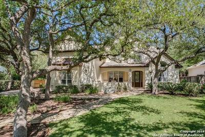 Canyon Springs Single Family Home For Sale: 24806 Fairway Springs