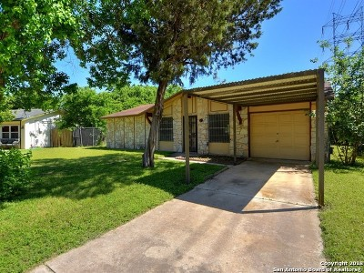 Kirby Single Family Home For Sale: 5034 Ed White St
