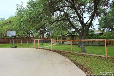 San Antonio Single Family Home Price Change: 1807 Copper Hill Dr