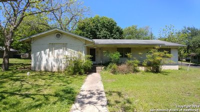 San Marcos Single Family Home Price Change: 308 Yale St