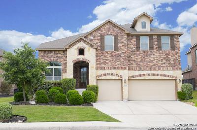 San Antonio Single Family Home Back on Market: 3523 Pinnacle Dr