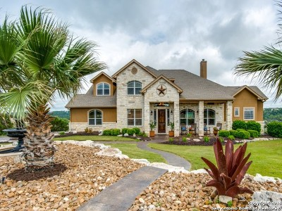 Boerne Single Family Home For Sale: 616 Blue Diamond