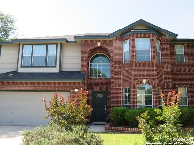 Bexar County Single Family Home For Sale: 11652 Creek Crown