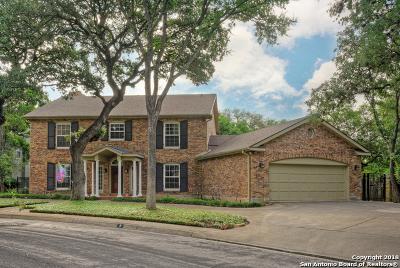 San Antonio Single Family Home For Sale: 2 Dorchester Pl