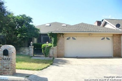 Windcrest Rental For Rent: 5822 Winding Ridge Dr