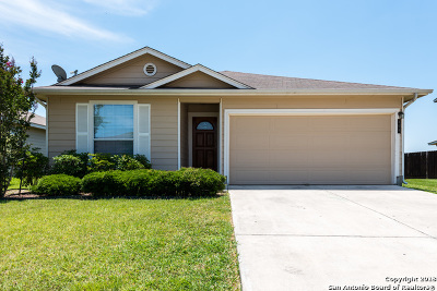 New Braunfels Single Family Home For Sale: 408 Brighten Dr