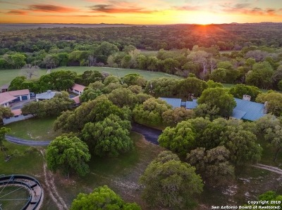 Boerne Farm & Ranch For Sale: 1106 Sisterdale Rd