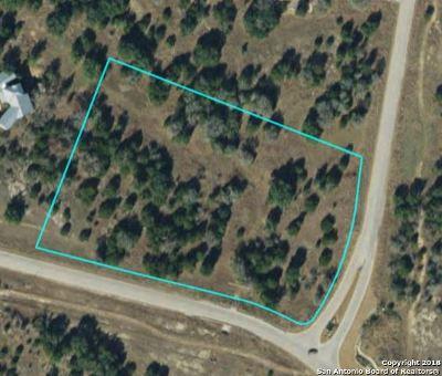 Boerne Residential Lots & Land For Sale: 102 Rio Cordillera