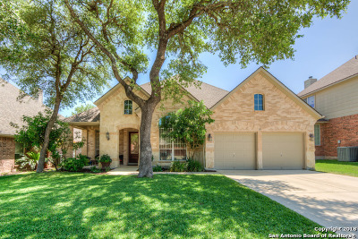 Helotes Single Family Home For Sale: 15719 Ponderosa Pass