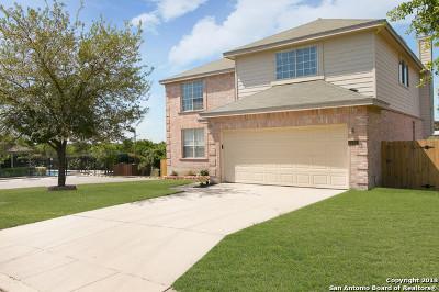 San Antonio Single Family Home Price Change: 2402 Encino Cedros