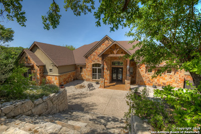 Canyon Lake Single Family Home Active RFR: 707 Malaga Ct