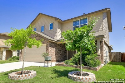 Boerne Single Family Home Price Change: 164 Jolie Circle