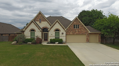 New Braunfels Single Family Home For Sale: 940 Wilderness Trail