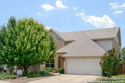 San Antonio Single Family Home For Sale: 18633 Wooded Creek