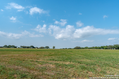 Guadalupe County Residential Lots & Land For Sale: Tract 4 Fm 775