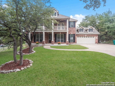 Timberwood Park Single Family Home For Sale: 1007 Caribbean