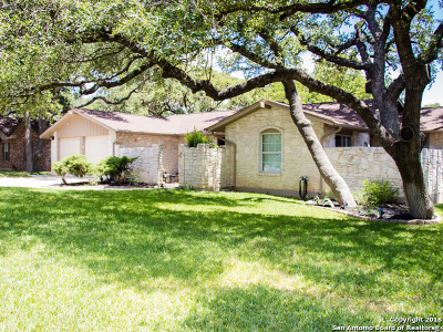 Single Family Home Price Change: 15118 Circle Oak St