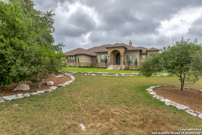 New Braunfels Single Family Home Back on Market: 1408 Decanter Dr