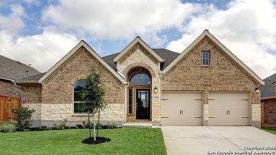 Balcones Creek Single Family Home Price Change: 9759 Innes Place