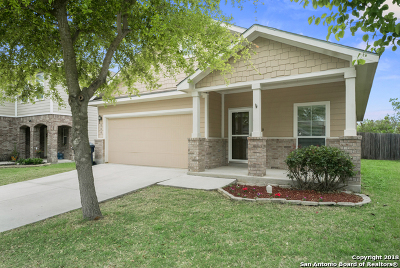 Cibolo Single Family Home Back on Market: 544 Stonebrook Dr