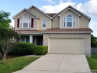 San Antonio TX Single Family Home Back on Market: $225,000