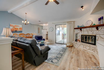 Canyon Lake Single Family Home For Sale: 1042 Parkview Dr