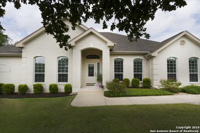 San Antonio Single Family Home For Sale: 22127 Angostura Blvd