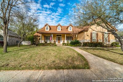 San Antonio Single Family Home New: 18359 Emerald Oaks Dr