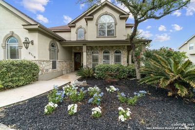 San Antonio Single Family Home For Sale: 3118 Sable Creek
