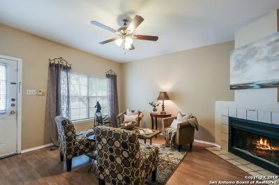 San Antonio Single Family Home Back on Market: 12240 Apricot Dr