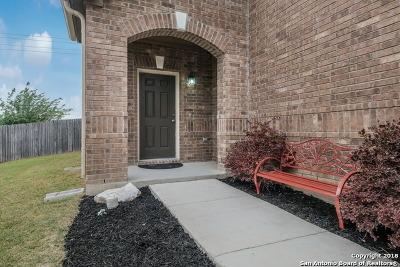 Schertz Single Family Home Price Change: 5772 Maxfli Dr
