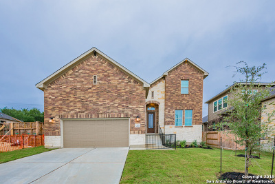 Bexar County Single Family Home Price Change: 12038 Tower Creek