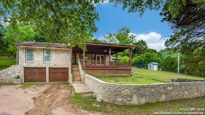 Helotes Single Family Home For Sale: 20686 Scenic Loop Rd