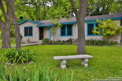 Kendall County Single Family Home Price Change: 114 Cibolo Dr