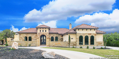 New Braunfels Single Family Home For Sale: 751 Wombat Grove