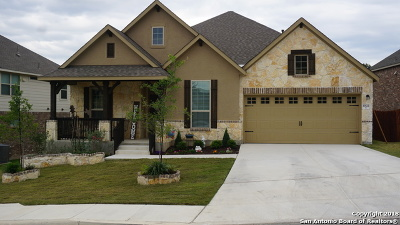 Helotes Single Family Home For Sale: 17822 Snowmass Mountain