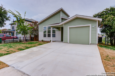 Single Family Home For Sale: 1206 NW 27th St