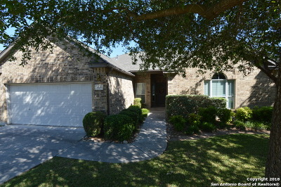 Helotes Single Family Home Price Change: 8624 Espanola Dr