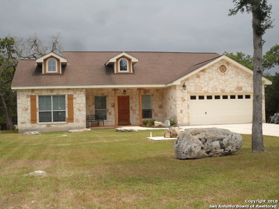 Spring Branch Single Family Home For Sale: 5270 Spring Branch Rd
