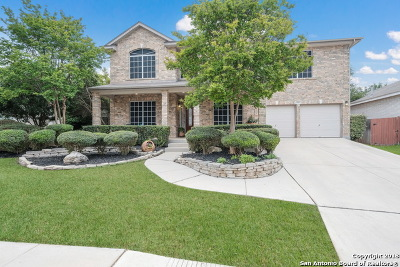San Antonio Single Family Home Price Change: 2711 Turquoise Way