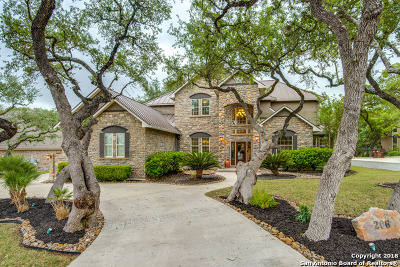 Timberwood Park Single Family Home For Sale: 206 Hornpipe Hills