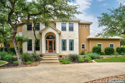 Boerne Single Family Home For Sale: 27642 Oak Brook Way