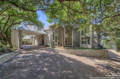 Bexar County Single Family Home Back on Market: 11661 Elm Ridge Rd