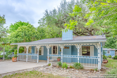 San Antonio Single Family Home Price Change: 18214 Scenic Loop Rd