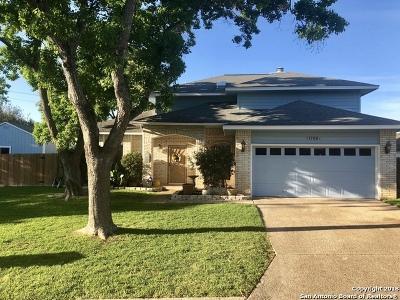 San Antonio Single Family Home Price Change: 1706 Encino Spring