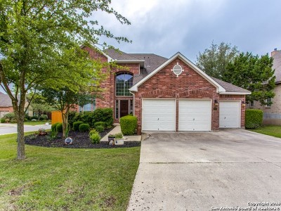Cibolo Canyons Single Family Home Active RFR: 23503 Rockbrook Cove