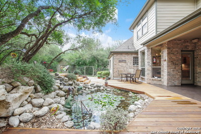 Helotes Single Family Home For Sale: 15231 Chinquapin